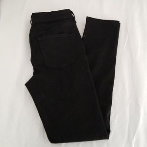 Uniqlo Black Skinny Ultra Stretch Jean's| Sz 27